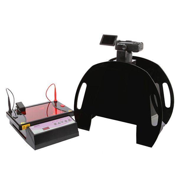 Fotodokumentace pro real-time elektroforézu (runDOC)