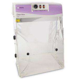 PCR box (Clean View)