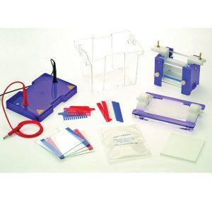 Elektroforéza (omniPAGE mini)
