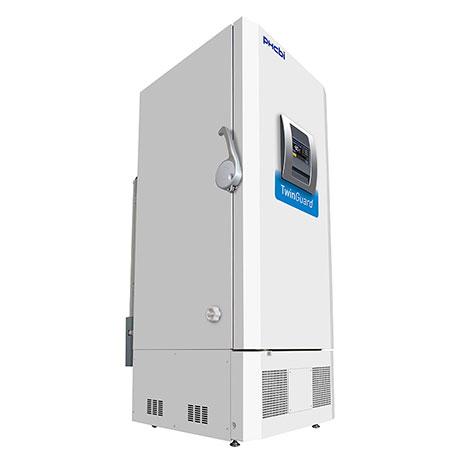 Duální hlubokomrazicí box -86 °C, 528litrů (MDF-DU502VX)