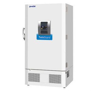 Duální hlubokomrazicí box -86 °C, 729litrů (MDF-DU702VX)
