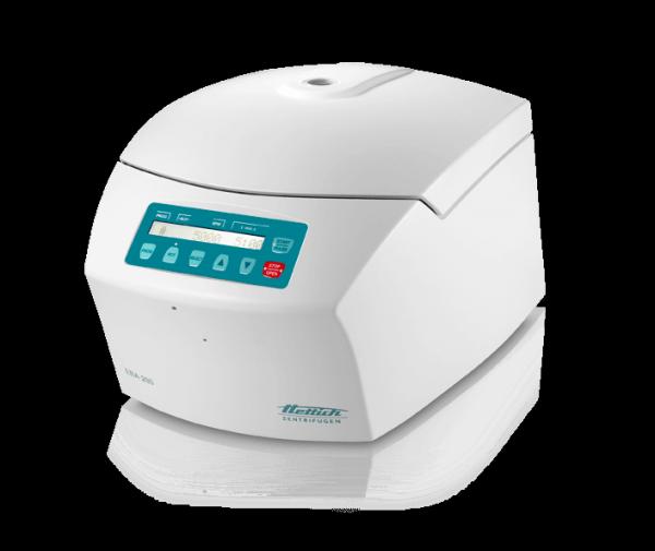 EBA 280 / 280S – Nechlazená univerzální stolní centrifuga