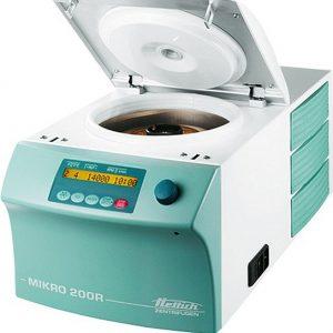 Mikrocentrifuga MIKRO 200R (chlazená)