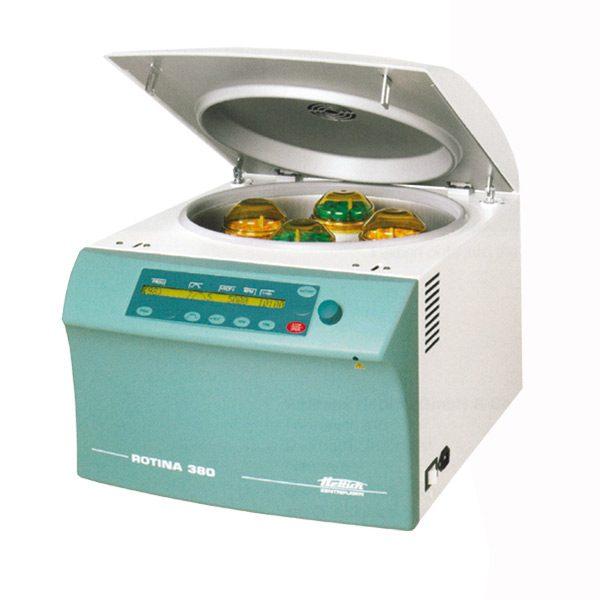 Stolní centrifuga (ROTINA 380 / 380R)