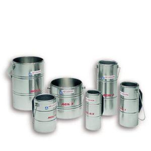 Stolní příruční kontejnery na tekutý dusík