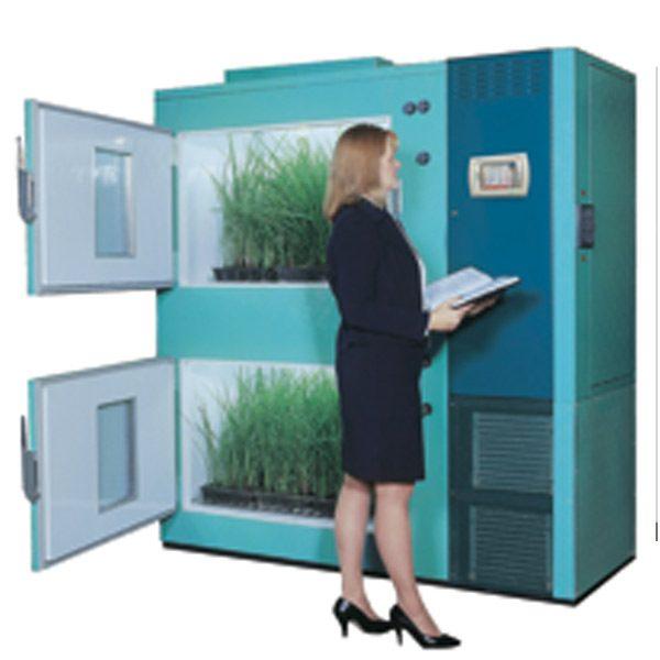 Dvoukomorový box pro pěstování rostlin