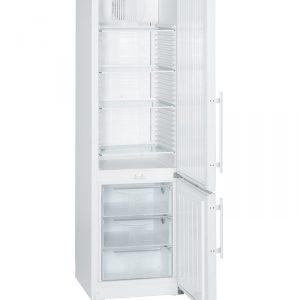 Lednice pro skladování výbušných látek s mrazákem