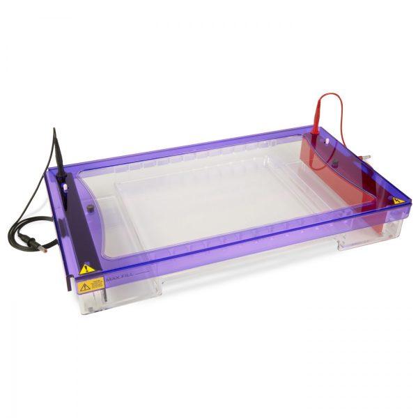 Horizontální elektroforéza (multiSUB screen)