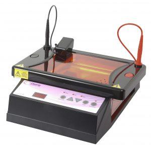 Elektroforéza s detekcí v reálném čase