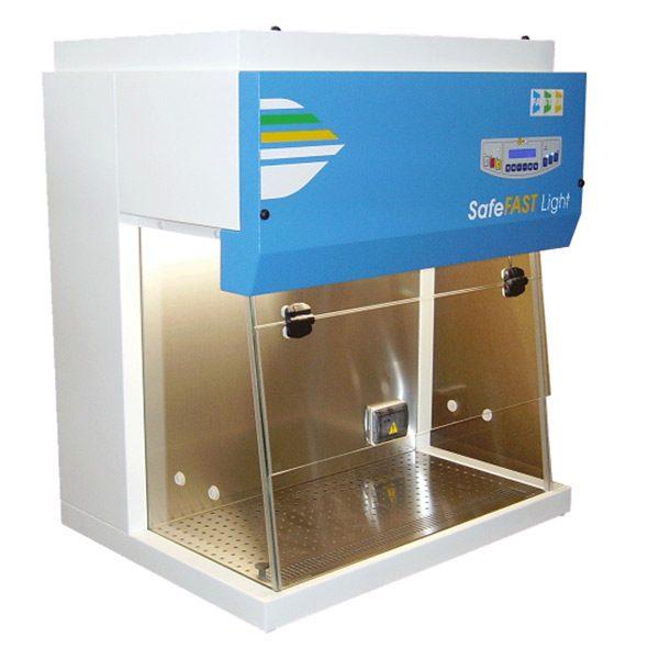 Biohazard box SafeFAST Light