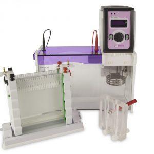 Vertikální elektroforéza (VS20WAVE-DGGE)
