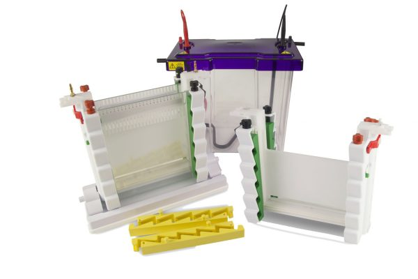 Vertikální elektroforéza (VS20WAVE Maxi)