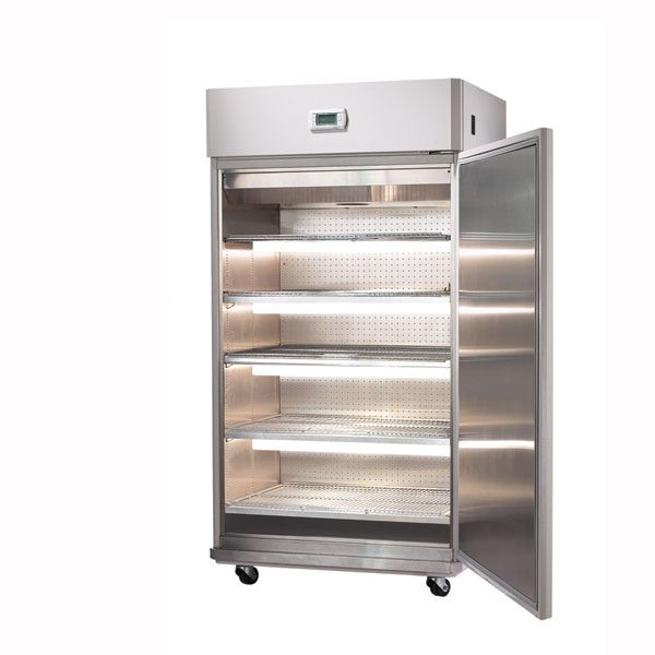 Velkoobjemový chlazený inkubátor