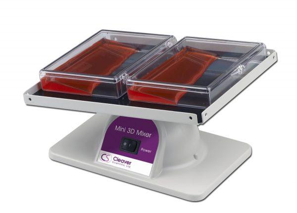 Kývačka na gely (MiniMix 3D)
