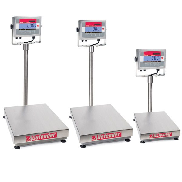 Modulární váhy DEFENDER 3000