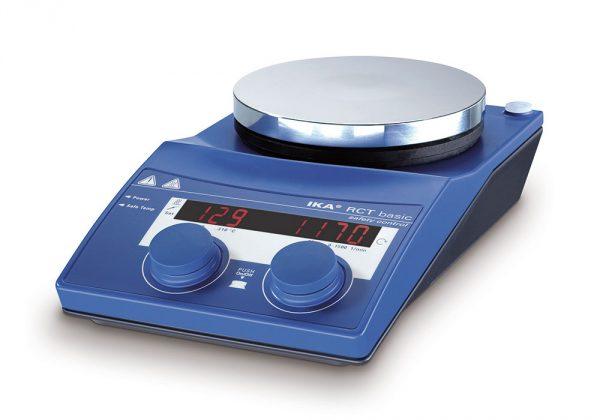 Magnetická míchačka s ohřevem (RCT basic)