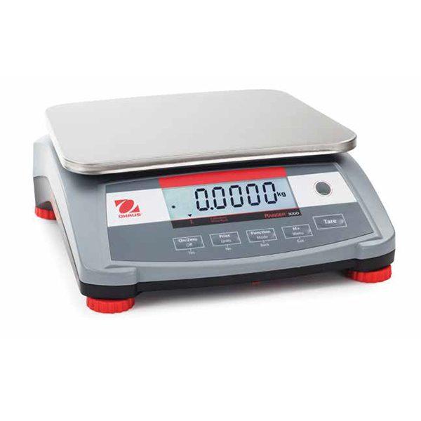 Kompaktní váhy RANGER 3000