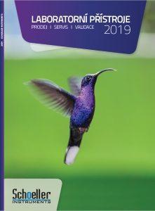 Katalog Laboratorních přístrojů Schoeller 2019