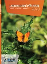 Katalog laboratorních přístrojů 2020