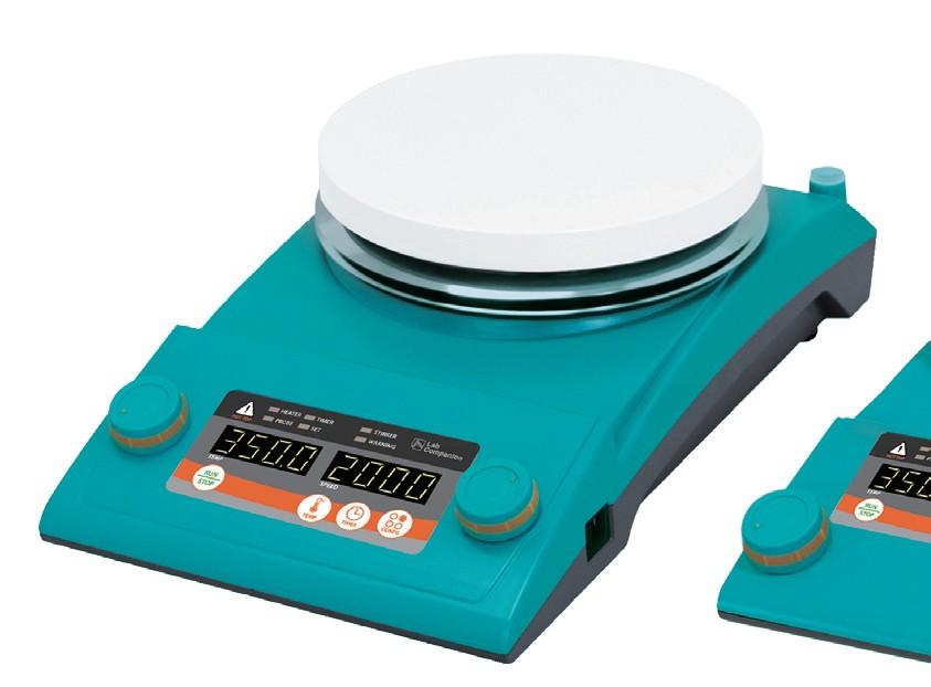 Magnetická míchačka s ohřevem (TS-14S)
